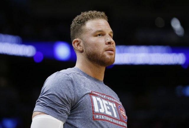 Blake Griffin / fot. wikimedia commons