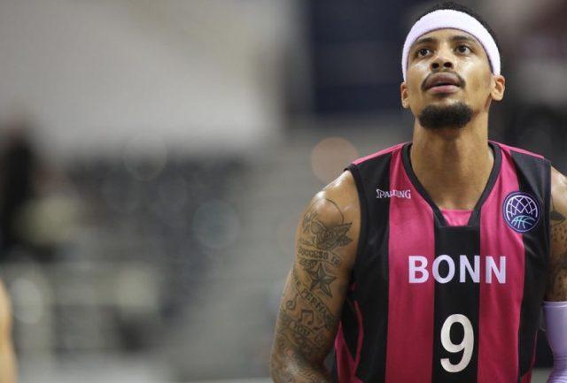 Branden Frazier / fot. FIBA Europe