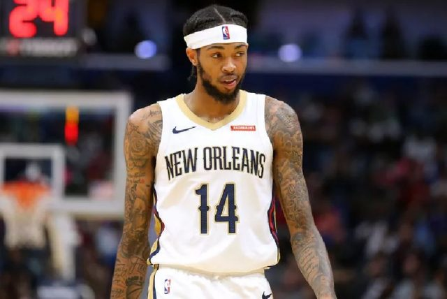 Brandon Ingram / fot. wikimedia commons