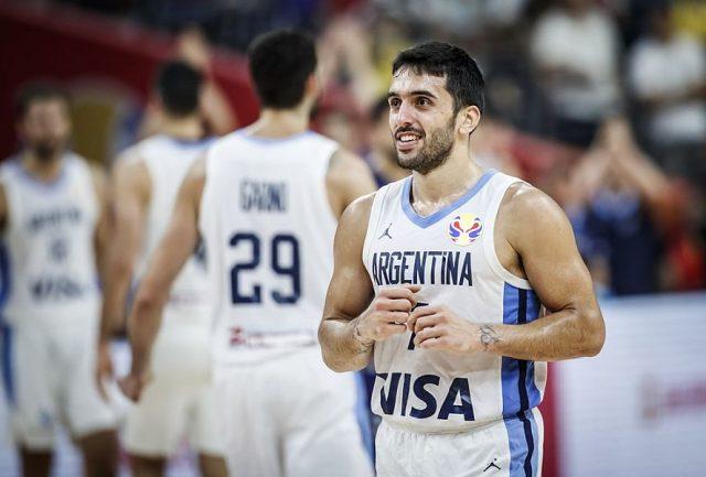 Facundo Campazzo / fot. FIBA