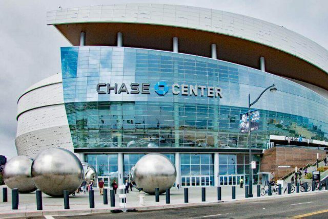 Chase Center/fot. Wikimedia Commons