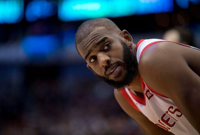 Chris Paul / fot. wikimedia commons