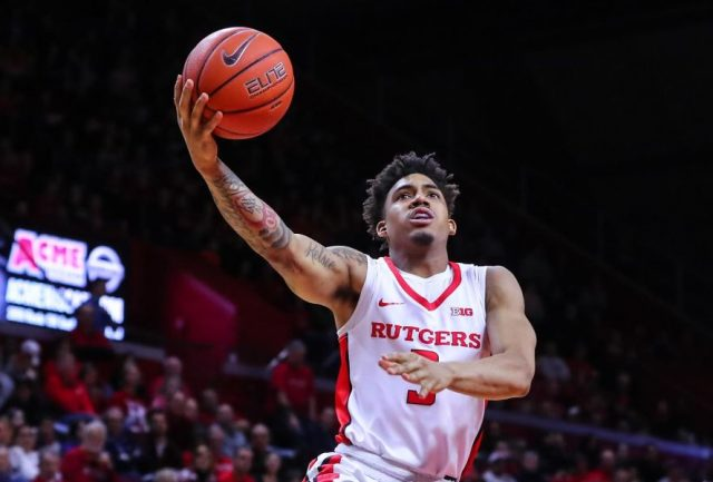 Corey Sanders / fot. Rutgers University Athletics