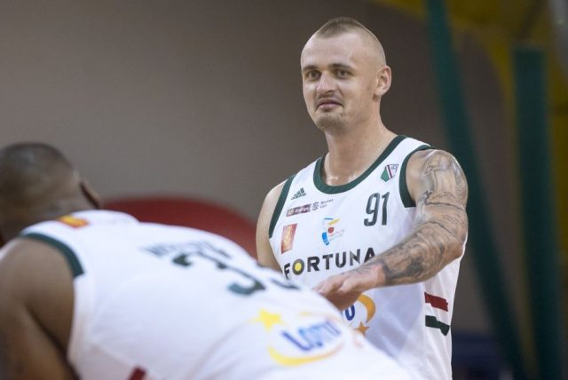 Dariusz Wyka / fot. P. Koperski, Legia Warszawa