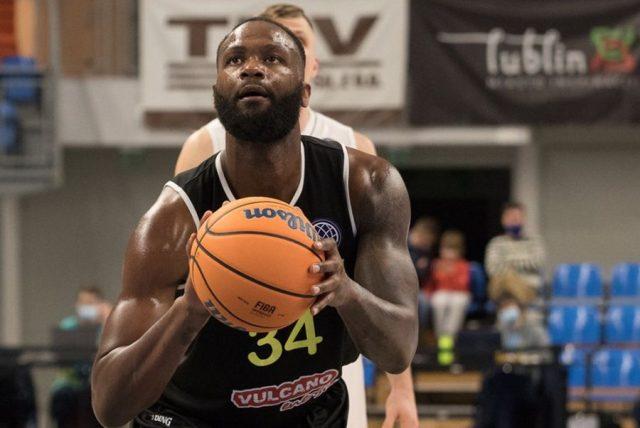 David Searcy / fot. FIBA Europe