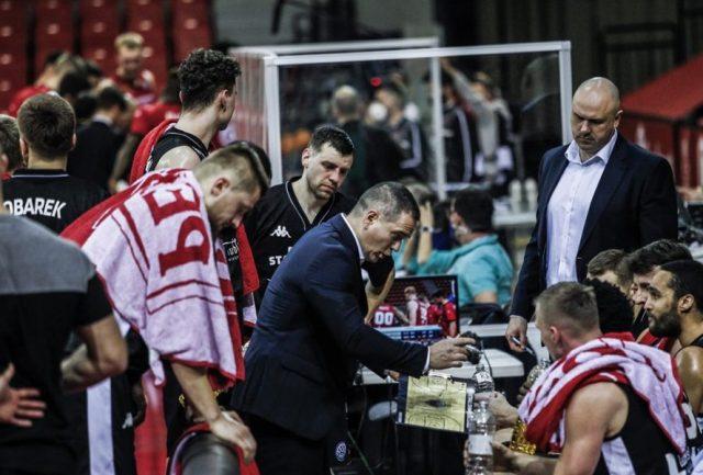 David Dedek i jego zespół / fot. BCL