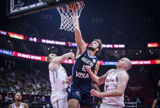 Marcos Delia / fot. FIBA