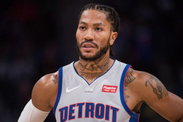 Derrick Rose / fot. wikimedia commons