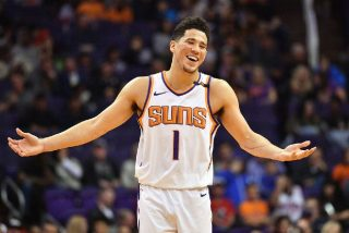Devin Booker / fot. wikimedia commons