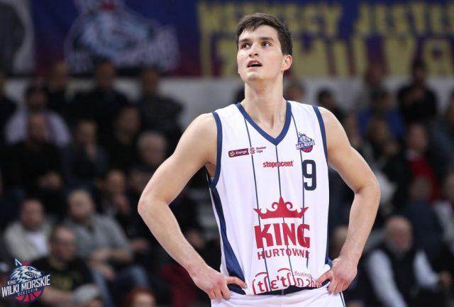 Dominik Wilczek / fot. Krzysztof Cichomski, King Szczecin