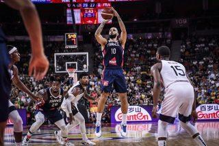 Evan Fournier / fot. FIBA