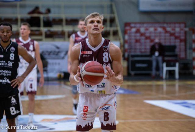 Filip Matczak / fot. Tadeusz Surma, PGE Spójnia Stargard