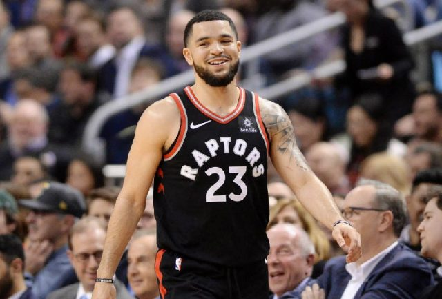 Fred VanVleet / fot. wikimedia commons