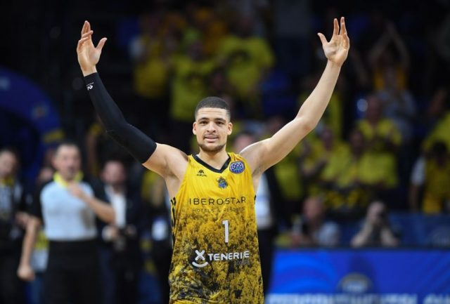 Gabriel Lundberg / fot. FIBA Europe