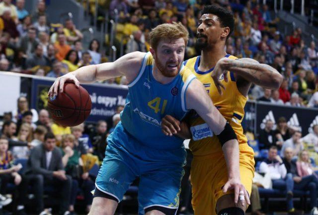 Geoff Groselle / fot. Orleans Loiret Basket
