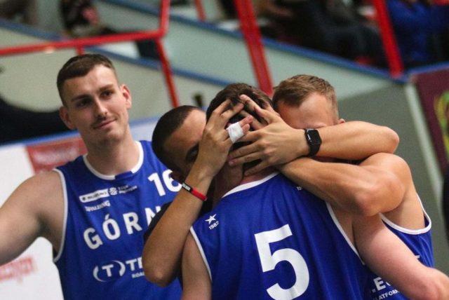 Koszykarze Górnika / fot. Dawid Wójcikowski