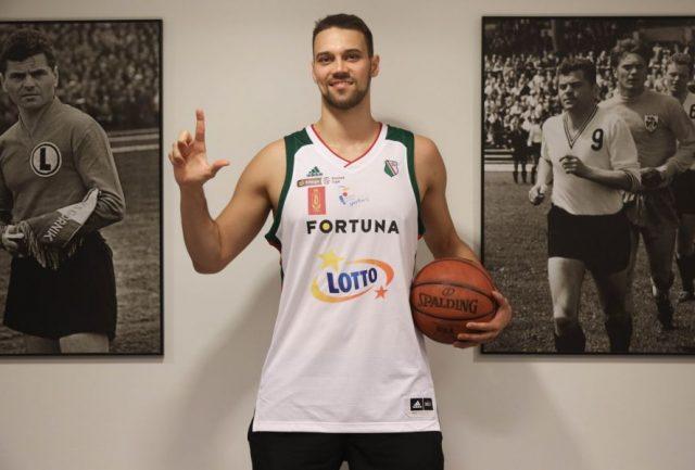 Grzegorz Kulka / fot. Legia Warszawa