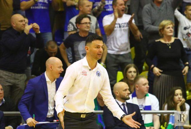 Igor Milicić / fot. Rafał Jakubowicz/BM Slam Stal