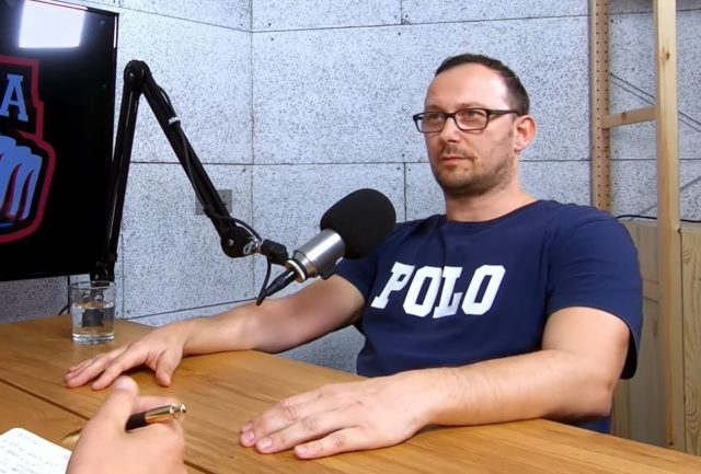 Jacek Krzykała  / fot. PolskiKosz.pl