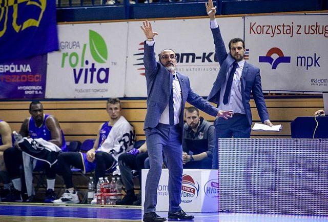 Jacek Winnicki żegna się z Ostrowem / HydroTruck Sport