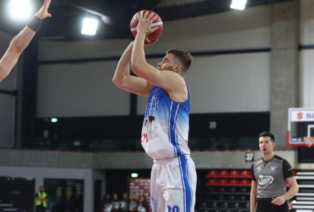 Jakub Garbacz / fot.  Rafał Jakubowicz/Arged BMSlam Stal