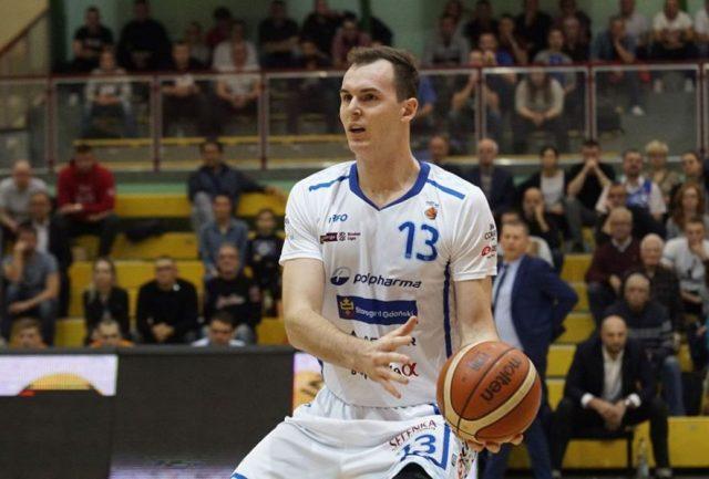 Jakub Motylewski / fot. Polpharma Starogard Gd.