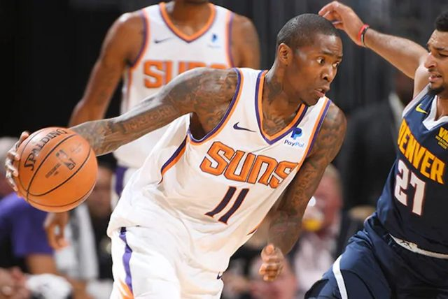 Jamal Crawford / fot. wikimedia commons