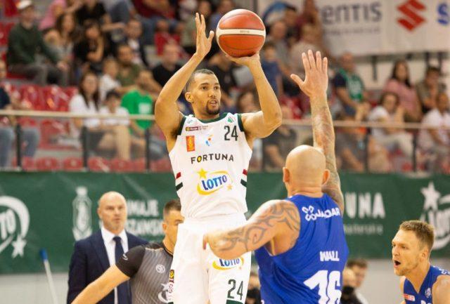 Jamel Morris / fot. P. Kołakowski, Legia Warszawa