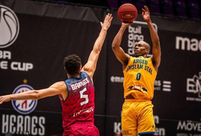 James Florence / fot. FIBA Europe