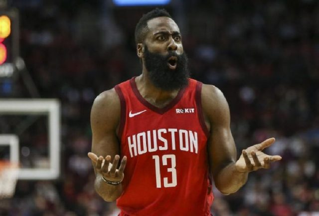 James Harden / fot wikimedia commons