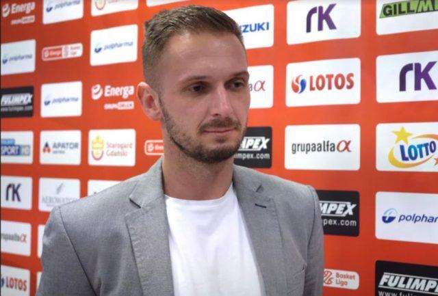 Jarosław Drewa / fot. Polpharma Starogard Gdański