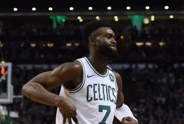 Jaylen Brown / fot. wikimedia commons