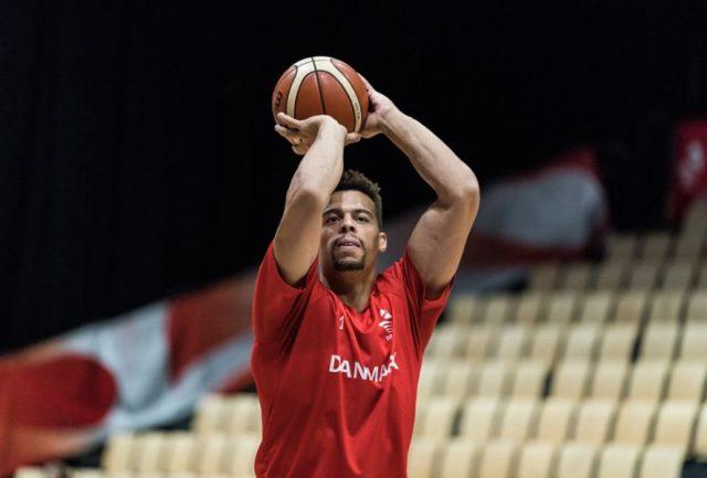 Jonas Zahore Bergstedt, fot. FIBA Europe