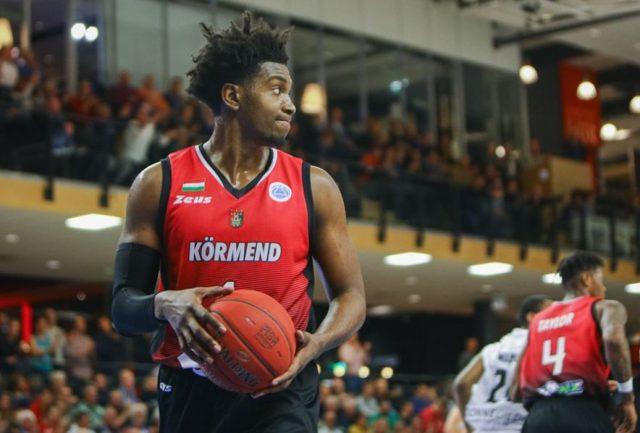 Jordon Varnado / fot. FIBA Europe
