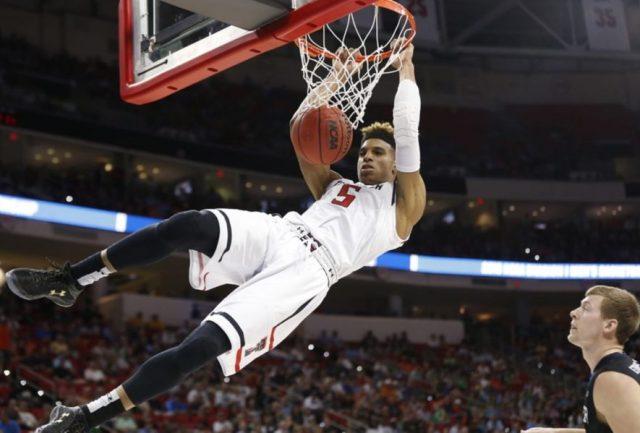 Justin Gray / fot. Texas Tech Basketball