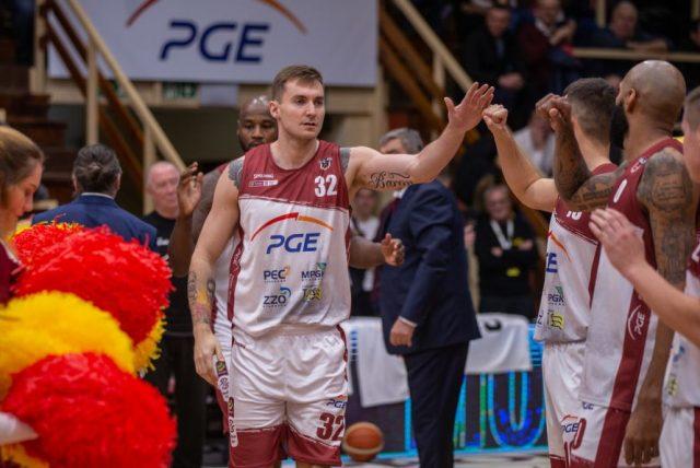 Kacper Młynarski / fot. Tadeusz Surma, PGE Spójnia