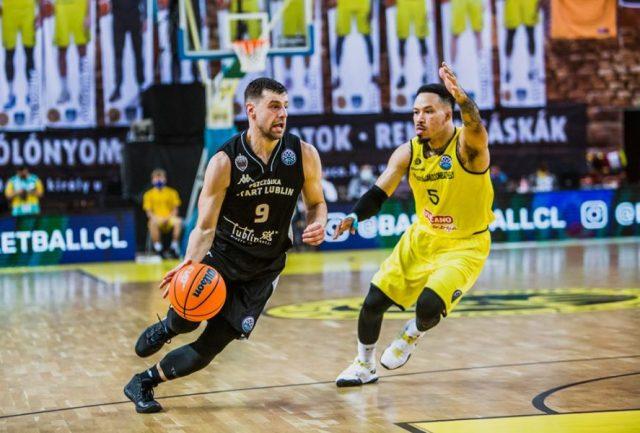 Kamil Łączyński / fot. FIBA