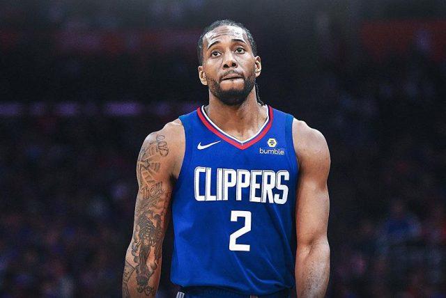 Kawhi Leonard / fot. Los Angeles Clippers