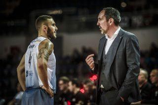 Keith Hornsby i Sebastian Machowski / fot. A. Romański, plk.pl