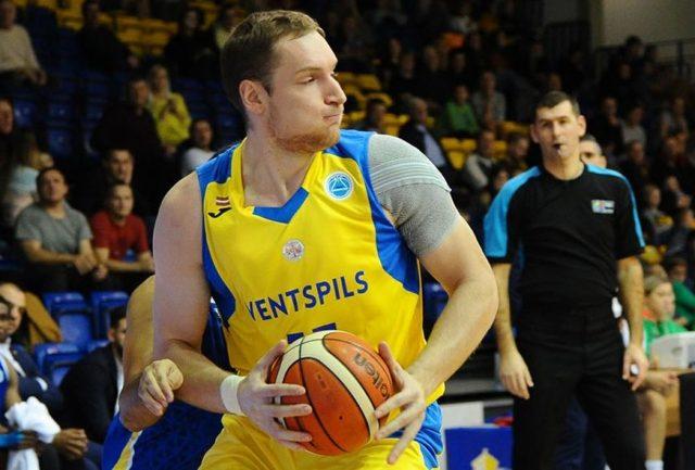 Klavs Cavars / fot. FIBA Europe