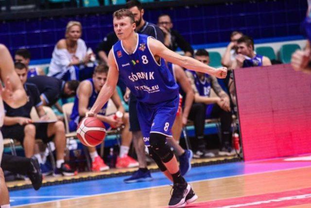 Krzysztof Jakóbczyk / fot. Dawid Wójcikowski