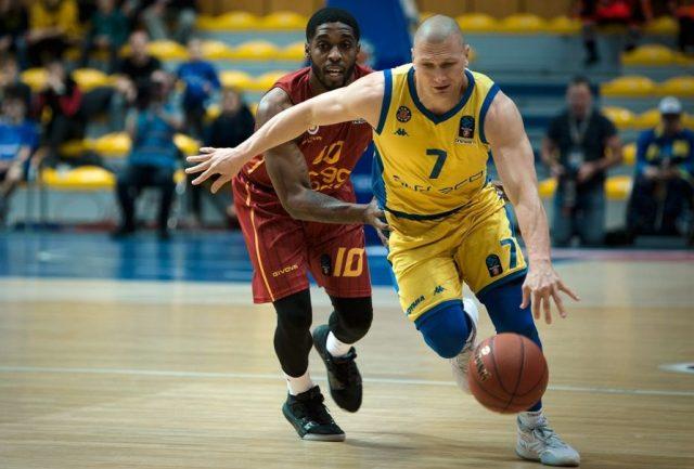 Krzysztof Szubarga / fot. EuroCup Basketball