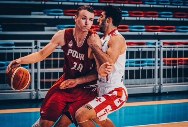 Mikołaj Kurpisz / fot. FIBA Europe