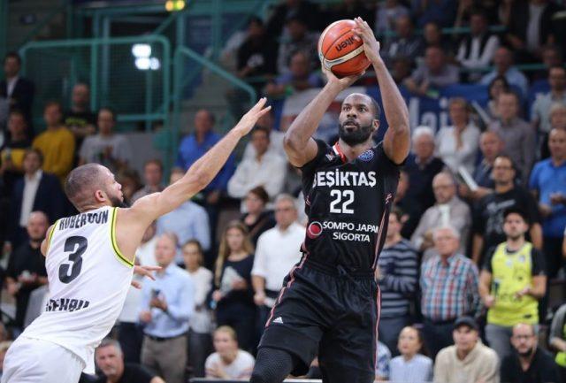 Kyle Gibson / fot. FIBA Europe