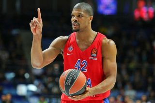 Kyle Hines / fot. Euroleague