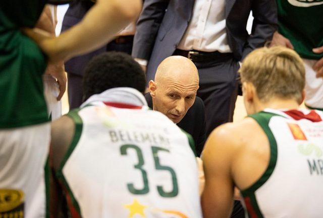 Tane Spasev i jego zawodnicy / fot. BCL