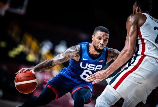 Damian Lillard / fot. FIBA