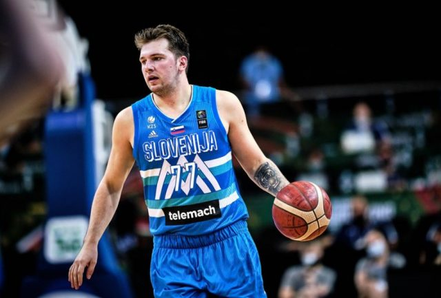 Luka Doncić / fot. FIBA Europe