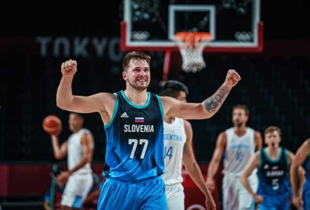 Luka Doncić / fot. FIBA