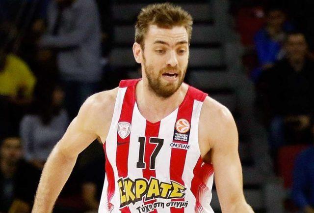 Vangelis Mantzaris / fot. Euroleague